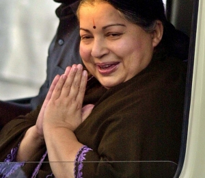 AIADMK party general secretary J Jayalalithaa