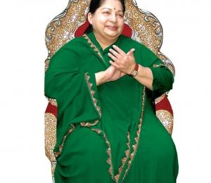 Chief Minister Jayalalithaa