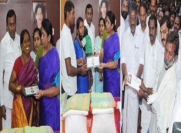 முதலமைச்சர் ஜெயலலிதா உத்தரவுப்படி, முழுவீச்சில் நடைபெற்று மழை நிவாரண சீரமைப்புப் பணிகள் -தொற்றுநோய் தடுப்பு நடவடிக்கைகள் தீவிரம்