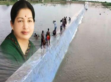 தூத்துக்குடி மாவட்ட விவசாயிகள் முதலமைச்சர் ஜெயலலிதாவுக்கு நெஞ்சார்ந்த நன்றி
