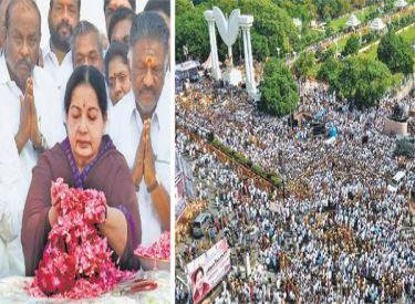 முதல்வர் ஜெயலலிதா தலைமையில் மீண்டும் அதிமுக ஆட்சி அமைப்போம்: எம்ஜிஆர் நினைவிடத்தில் ஓ.பன்னீர்செல்வம் தலைமையில் அதிமுகவினர் உறுதிமொழி