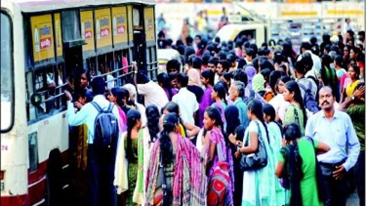 பேருந்தில் இலவசப் பயணம்:முதலமைச்சர் ஜெயலலிதாவிற்கு பொது மக்கள் நன்றி