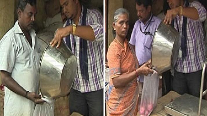 முதலமைச்சர் ஜெயலலிதா உத்தரவின்பேரில் பொதுமக்களுக்கு குறைந்த விலையில் காய்கறிகள், நியாயவிலைக் கடைகள் மூலம் விநியோகம் : முதலமைச்சருக்கு பொதுமக்கள் நெஞ்சார்ந்த நன்றி