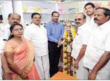 குமரி மாவட்டத்தில் 3 இடங்களில் அம்மா  மருந்தகம்:தள்ளுபடி விலையில் பொது மக்களுக்கு மருந்துகள் கிடைக்க  முதல்வர் ஜெயலலிதா ஏற்பாடு