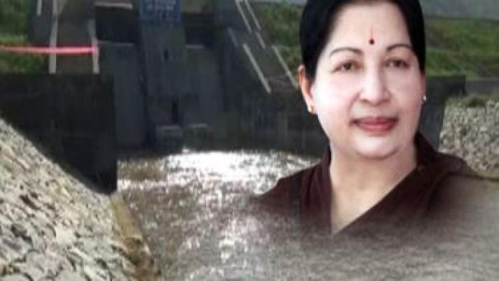 விஸ்வகுடி கல்லாறு நீர்த்தேக்க கட்டுமானப்பணி இறுதிக்கட்டத்தை அடைந்தது:முதலமைச்சர் ஜெயலலிதாவிற்கு விவசாயிகள் பாராட்டு