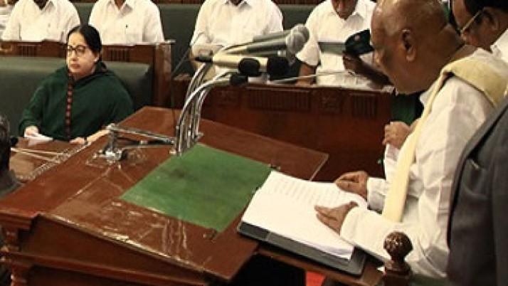 ஆளுநர் கே.ரோசய்யா உரையுடன் தமிழக சட்டப்பேரவை இன்று கூடுகிறது