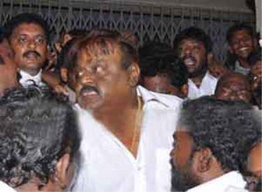 எதிர்க்கட்சித் தலைவர் பதவியை இழந்தார் விஜயகாந்த்