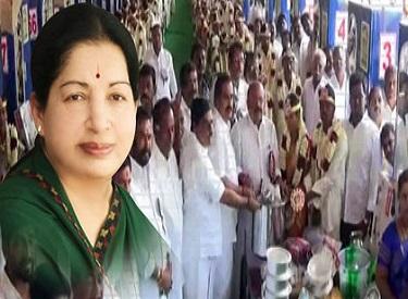 முதலமைச்சர் ஜெயலலிதாவின் பிறந்த நாளையொட்டி, 68 வகையான சீர்வரிசை பொருட்களுடன்,68 ஜோடிகளுக்கு திருமணம் நடத்தி  வைக்கப்பட்டது