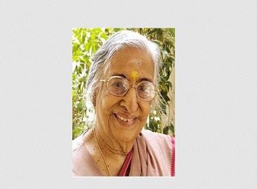 மனநலன் பாதித்தோரின் மறுவாழ்வுக்காக பல்வேறு பணிகளை மேற்கொண்டு வரும் சாரதா மேனனுக்கு ஒளவையார் விருது: முதல்வர் ஜெயலலிதா அறிவிப்பு