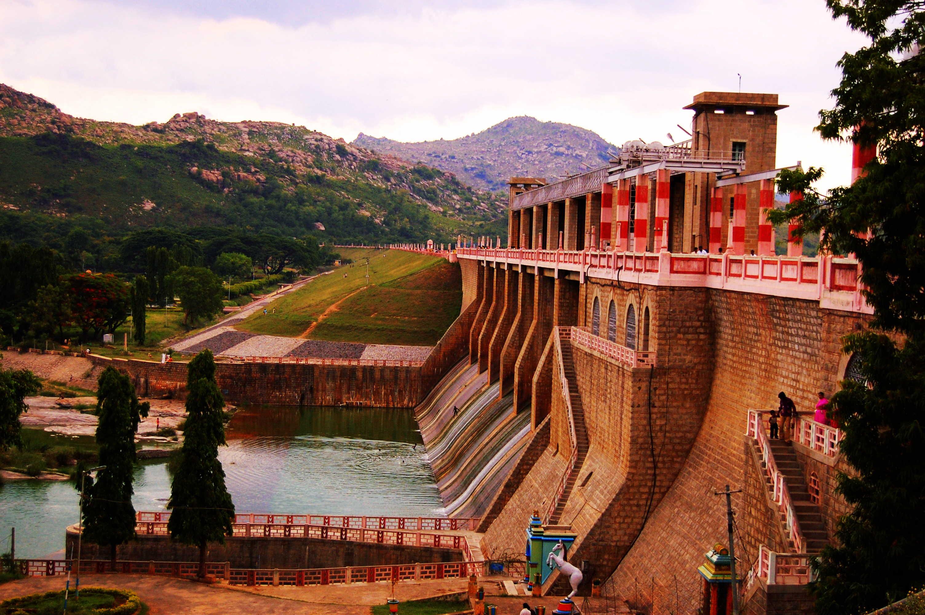 Krishnagiri Reservoir Project (Krp) Dam