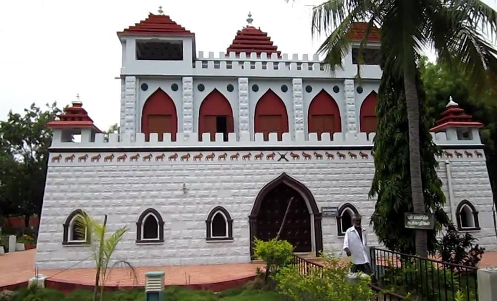 Panchalankurichi - Kattapomman