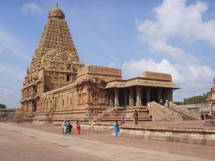 Thanjavur Historical photo