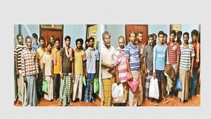 முதலமைச்சர் ஜெயலலிதா மேற்கொண்ட முயற்சியால் இலங்கை சிறையில் இருந்த 99 தமிழக மீனவர்கள் விடுதலை