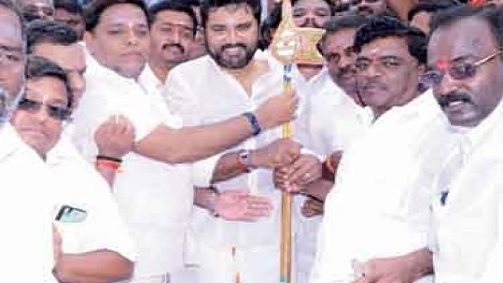 முதல்வர் ஜெயலலிதா தலைமையில் மீண்டும் சிறந்த ஆட்சி அமையும் : பிரசாரம் தொடங்கிய .சரத்குமார் பேட்டி