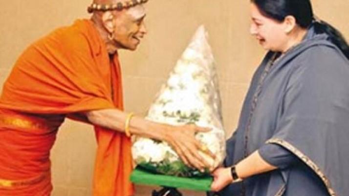 அதிமுகவிற்கு ஆதரவாக தேர்தல் பிரசாரம் : மதுரை ஆதினம் அறிவிப்பு