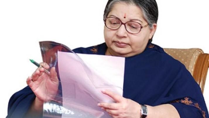 பென்னாகரம், வேப்பனஹள்ளி தொகுதிகளுக்கு புதிய வேட்பாளர்கள்: முதல்வர் ஜெயலலிதா அறிவிப்பு