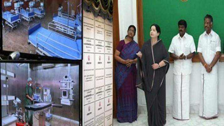 ஏழை-எளிய மக்களுக்காகவே சிறப்பு மருத்துவமனை: முதல்வர் ஜெயலலிதா விளக்கம்