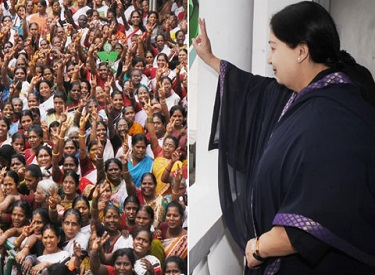 500 மதுபான கடைகளை  மூடுவதற்கும்,பணியாளர்களுக்கு மாற்று வேலைவாய்ப்பு வழங்கவும் உத்தரவிட்ட முதலமைச்சர் ஜெயலலிதாவிற்கு அரசியல் கட்சித் தலைவர்கள், இல்லத்தரசிகள், பொதுமக்கள் பாராட்டு