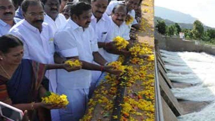 முதலமைச்சர் ஜெயலலிதா உத்தரவுப்படி சம்பா சாகுபடிக்காக மேட்டூர் அணையிலிருந்து இன்று முதல் தண்ணீர் திறப்பு