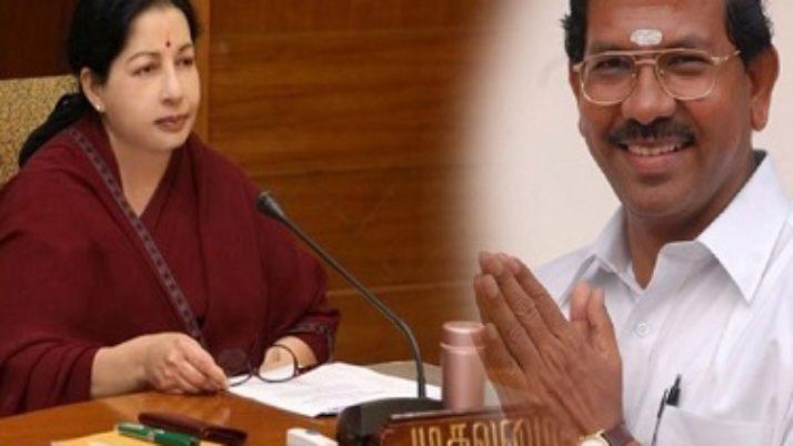 முதல்வர் ஜெயலலிதா பூரண நலன் வேண்டி அமைச்சர் மாஃபா பாண்டியராஜன்  சிறப்பு வழிபாடு