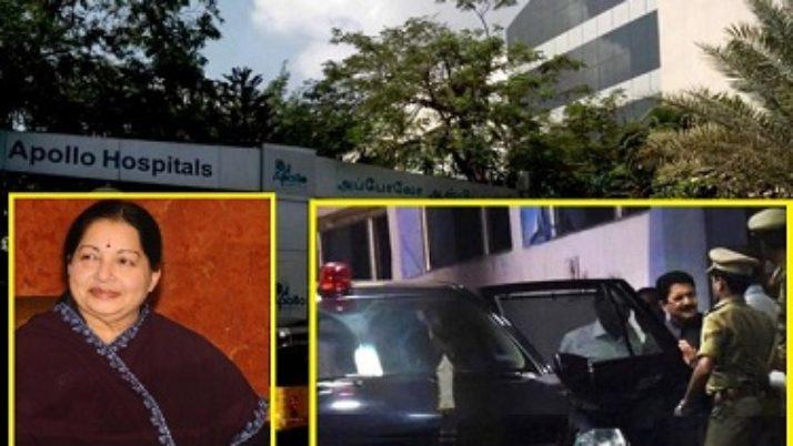 முதல்வரை ஜெயலலிதாவை மீண்டும் சந்தித்தார் ஆளுநர் வித்யா சாகர் ராவ் ; உடல் நிலையில் நல்ல முன்னேற்றம் ஏற்பட்டிருப்பதாக பேட்டி