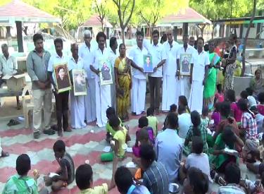 முதலமைச்சர் ஜெயலலிதா நலம்பெற வேண்டி மாற்றுத் திறனாளி குழந்தைகள் சிறப்பு வழிபாடு