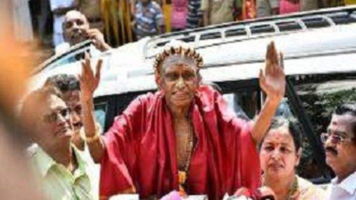 முதல்வர் ஜெயலலிதா இன்னும் பத்து நாட்களில் வீடு திரும்புவார் : மதுரை ஆதினம்